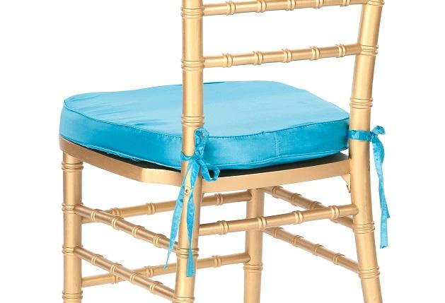 Подушки для стула с завязками