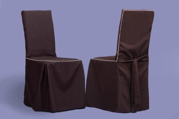 Чехол на стул из ткани Габардин