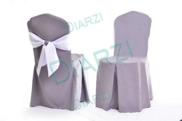 Чехлы на стулья ЧМ 11 серые