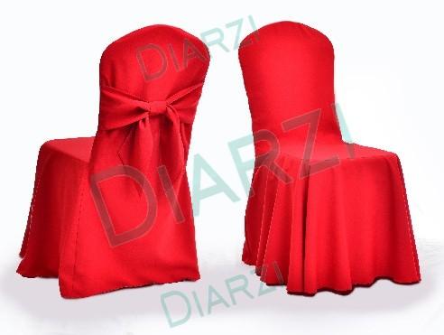 Чехлы на стулья ЧМ 10 красные