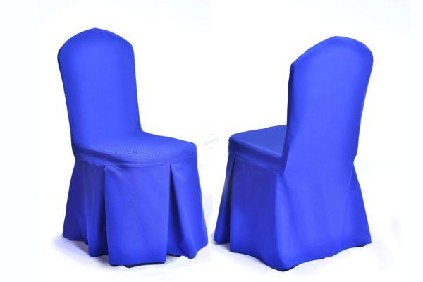 Чехлы на стулья 34 ЧМ синие