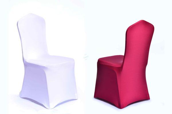 Чехлы на стулья универсальные стрейчевые