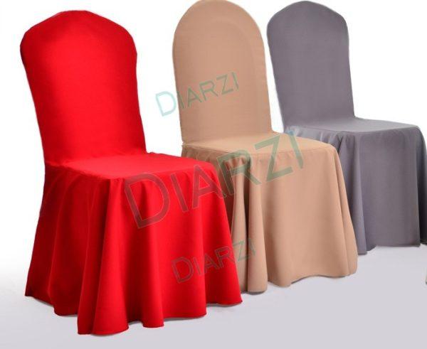 Чехлы на стулья ЧБ 02 базовые
