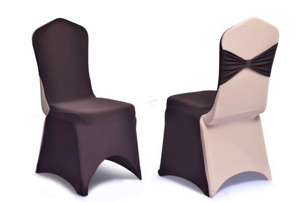 Чехлы на стулья ЧУ 10 универсальные стрейчевые