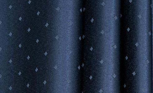Скатерть Элегант синяя на стол