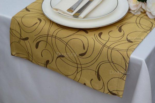 Дорожки на стол из ткани Ричард