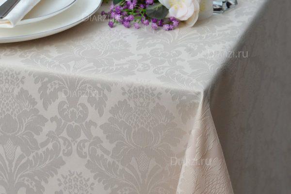 Скатерти из ткани Жаккард