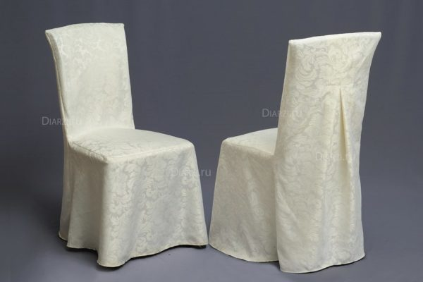 Чехлы на стулья ЧМ 02 из ткани Фибра
