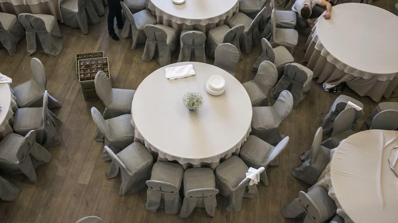 Скатерть для ресторана и кафе