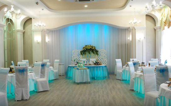 чехлы на свадебные стулья