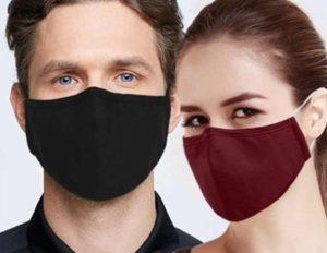 Защита для сотрудников и посетителейТканевая маска для лица - многоразового использованияот 130р. за шт.