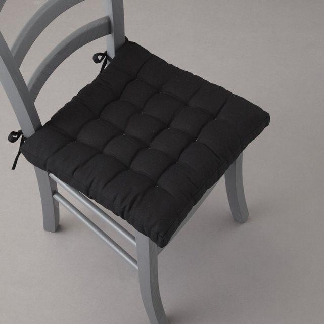 Подушка для стула стеганная
